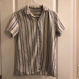 Calvin Klein Jeans Shirts - Calvin Casual Button Down